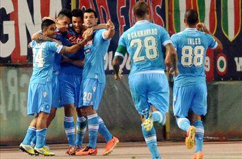 Serie A Team of the Week: Napoli dominate after Champions League clincher