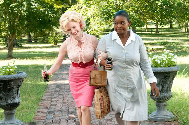 The Help 2011 Dreamworks Jessica Chastain Octavia Spencer