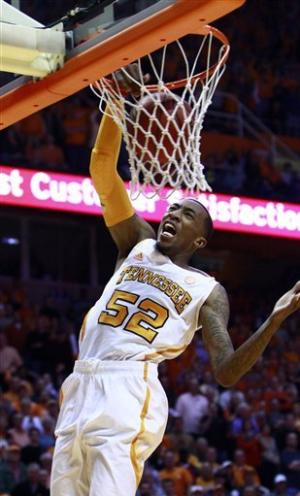 McRae, Tennessee knock off No. 8 Florida 64-58