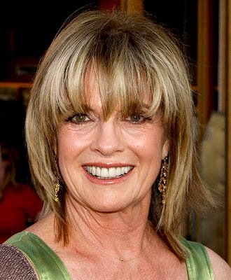 Premiere: Linda Gray at the LA premiere of Universal's Cinderella Man - 5/23/2005