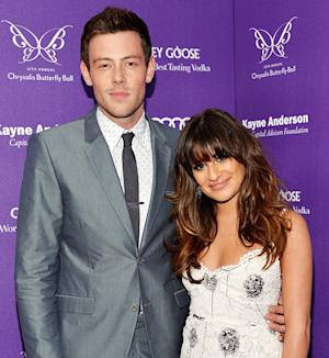 "Cory Monteith, Lea Michele Were ""Happy,"" ""In Love"" at Time of His Death"