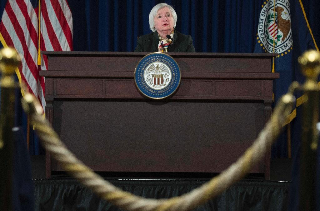 Fed cooperating with probe on leak: Yellen