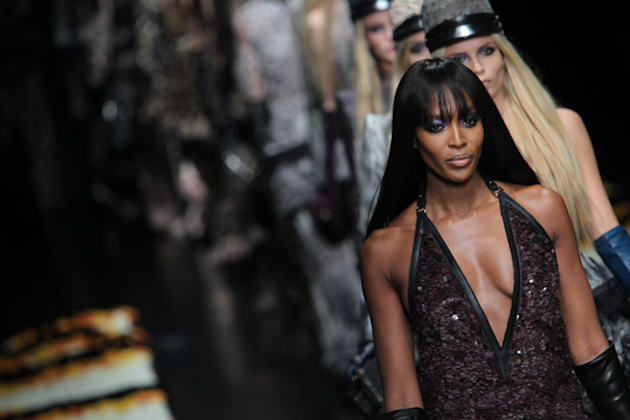 Naomi Campbell ‎To Be A Judge On New Model Reality Series, 'The Face': BREAKING NEWS!