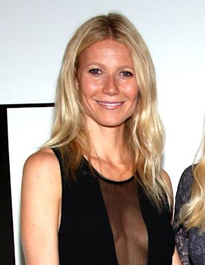 Gwyneth Paltrow attends 'The Conversation Launch Celebration' at DVF Studio in New York City on May 6, 2012  -- Getty Premium