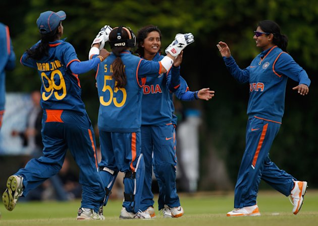 England Women v India Women: 4th NatWest International ODI