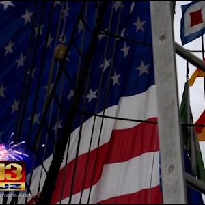 Baltimore Shines This Star-Spangled Weekend