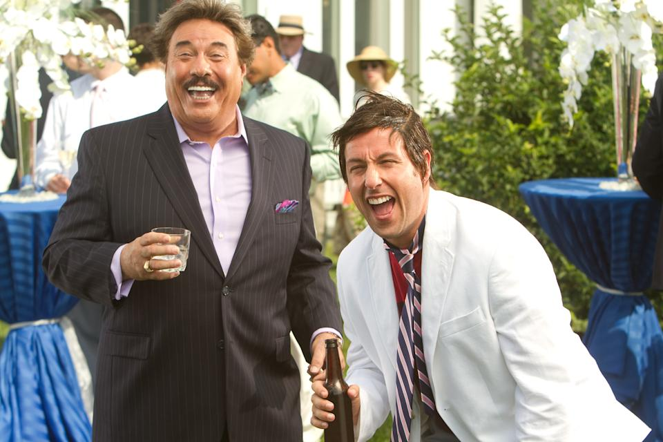 'Madagascar 3' stampedes, 'Rock,' Sandler stumble
