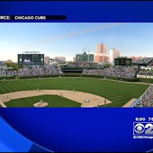 Landmarks Panel Gives Cubs OK To Renovate Ballpark