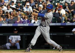 Davis' RBI single gets Mets past Rockies 6-5 in 11