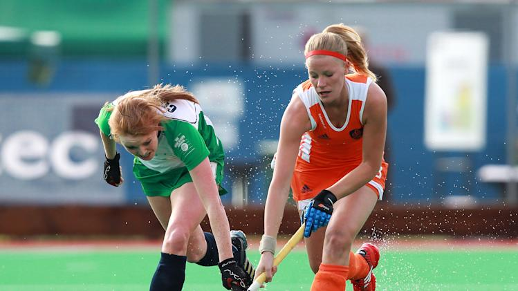 Ireland v Netherlands - The Investec London Cup