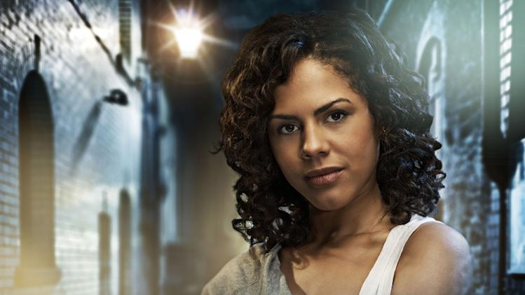 "Lenora Crichlow stars in ""Being Human."""
