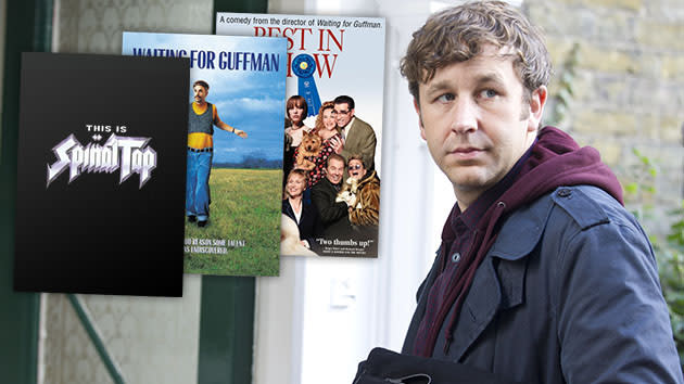 """This is Spinal Tap,"" ""Waiting for Guffman,"" ""Best in Show,"" and ""Family Tree"" GIveaway - Chris O'Dowd"