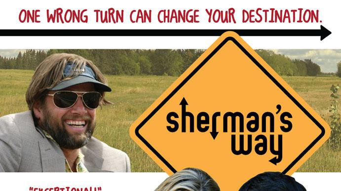 Sherman's Way Poster Production Stills International Film Circuit 2009