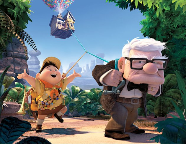 Up Disney Pixar 2009 Stills Most Anticipated