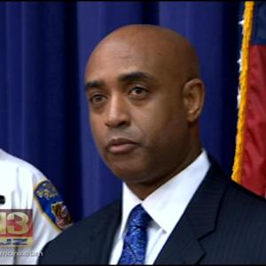 Baltimore Police Commissioner Responds To Video Of Alleged Beating