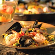 Summer Paella