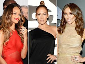 Rihanna and Jennifer Lopez's Favorite Stackable Rings: Get the Luxe Look for Less