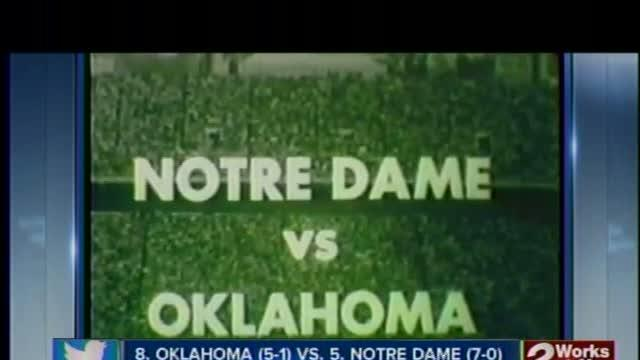 Oklahoma vs. Notre Dame FNL Preview