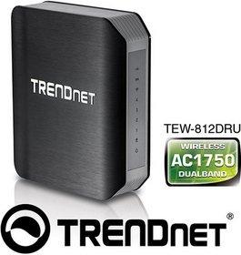 TRENDnet(R) AC1750 Dual Band Wireless Router Now Available