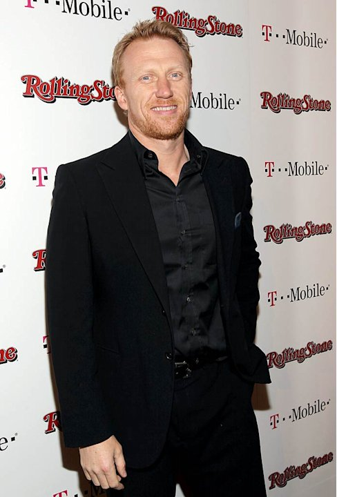 Kevin Mc Kidd Rolling Stone Party