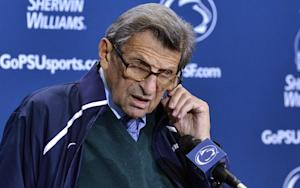 Joe Paterno and the Sounds of Silence