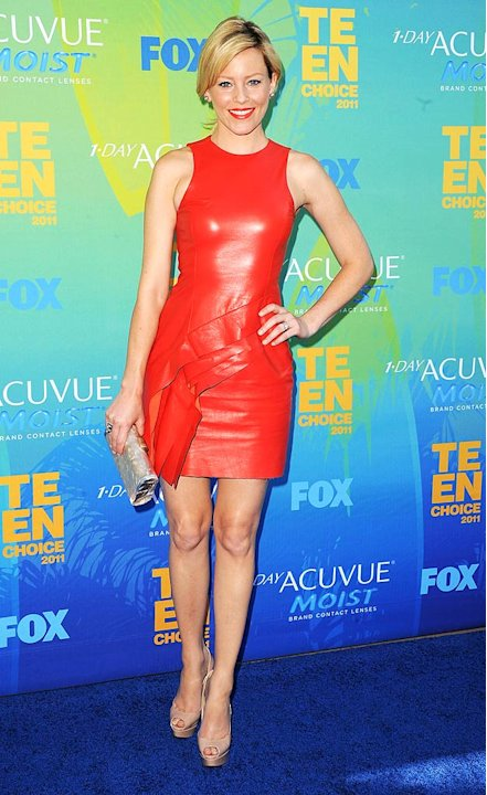 Elizabeth Banks Teen Choice Awards