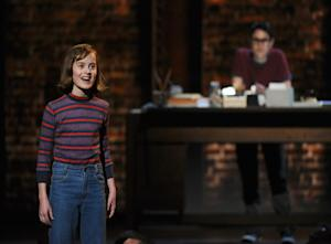 "Sydney Lucas of the cast of ""Fun Home"" performs …"