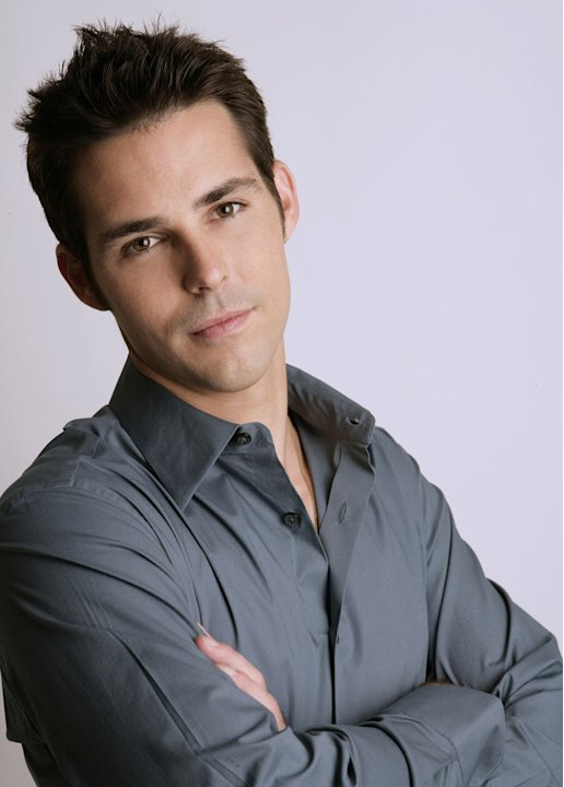 "Jason Cook stars as Matt on ""General Hospital."""