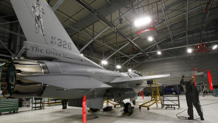 Vt. Air Guard hopes for jet, but others fear noise