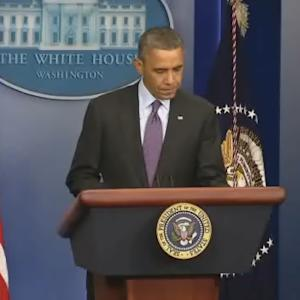 Raw Video: President Obama Remarks On Death Of Nelson Mandela - Part. 1