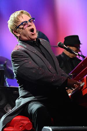 Elton John's Las Vegas Show Coming to Movie Theaters for One Night