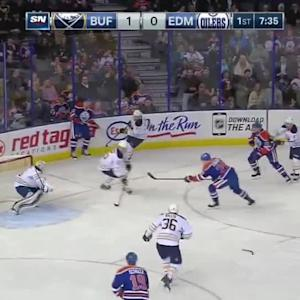 Buffalo Sabres at Edmonton Oilers - 01/29/2015