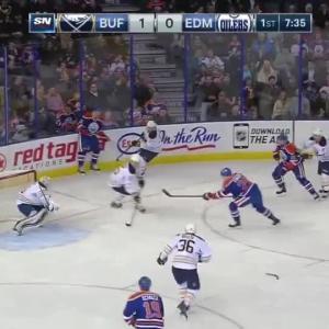Buffalo Sabres at Edmonton Oilers - 01/29/2015