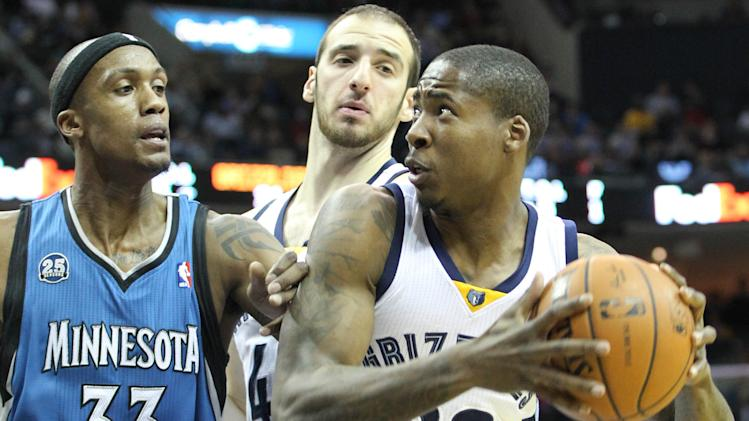 NBA: Minnesota Timberwolves at Memphis Grizzlies