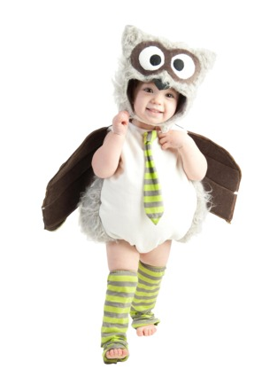 Infant/Toddler Owl Costume, $39.99