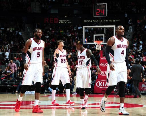 Hawks beat Heat 99-86, clinch top seed in Eastern Conference