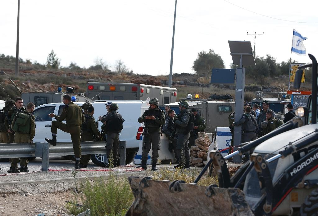 3 Palestinians killed by Israeli forces in West Bank unrest