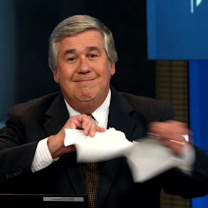 Bob Ley Tears Into FIFA, Literally
