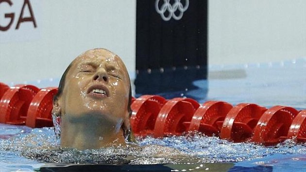 London 2012 Pellegrini - (Foto AP/LaPresse)