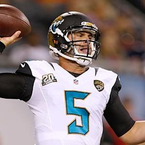 Mariucci: I like how Jacksonville Jaguars are handling Blake Bortles