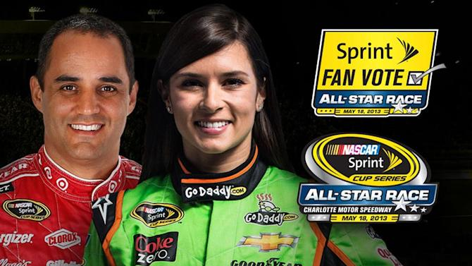 Last chance: NASCAR Sprint All-Star Race Fan Vote