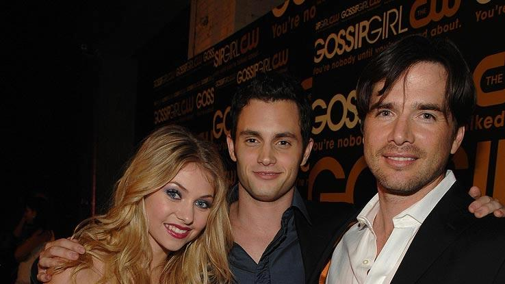 "Taylor Momsen, Penn Badgley and Matthew Settle arrive at ""Gossip Girl"" premiere party at TenJune."