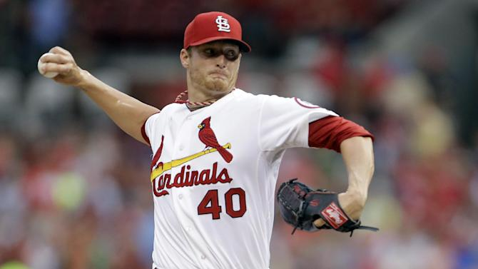 Miller pitches Cardinals past Phillies