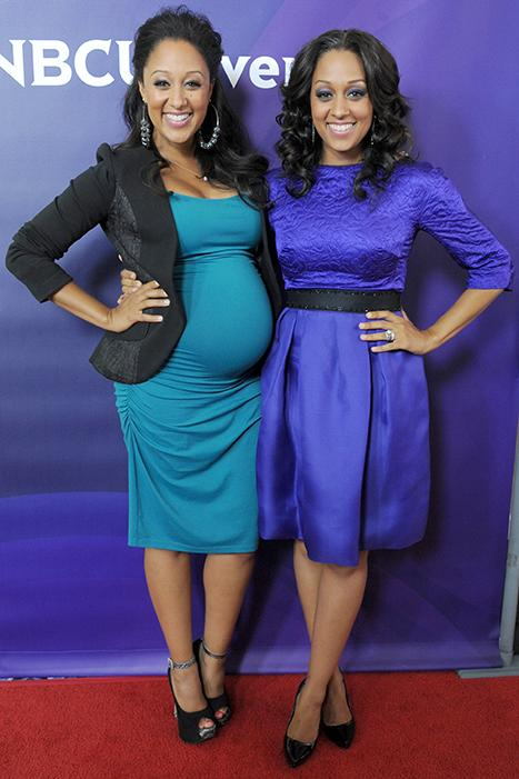 Tia Mowry: Sister Tamera's Baby Is Due Any Day Now!