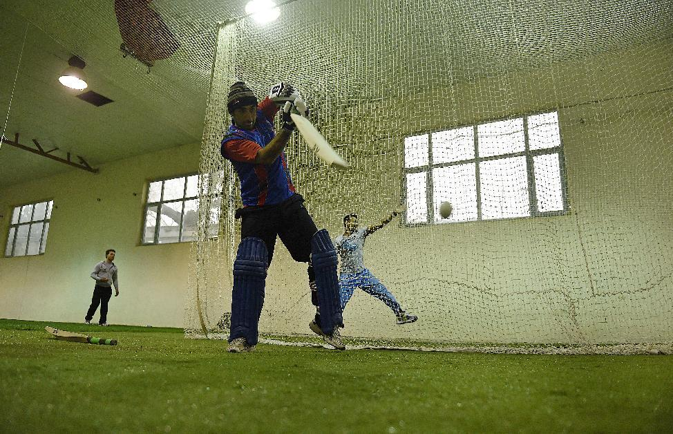 Afghans prepare for 'dream' Cricket World Cup debut