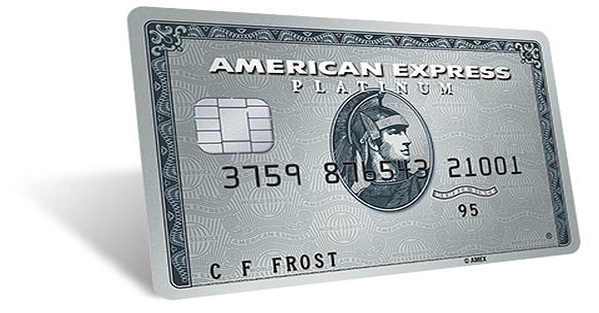 The Amex Platinum Card®