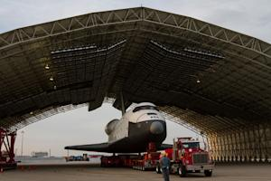 Space Shuttles Move Through NYC and Houston Sunday: How to Watch