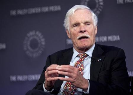 Ted Turner says 'recuperating well' from surgery in Argentina