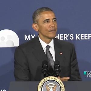 Obama To Young Minorities: You Matter