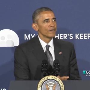 Obama To Young Minorities: You Matter